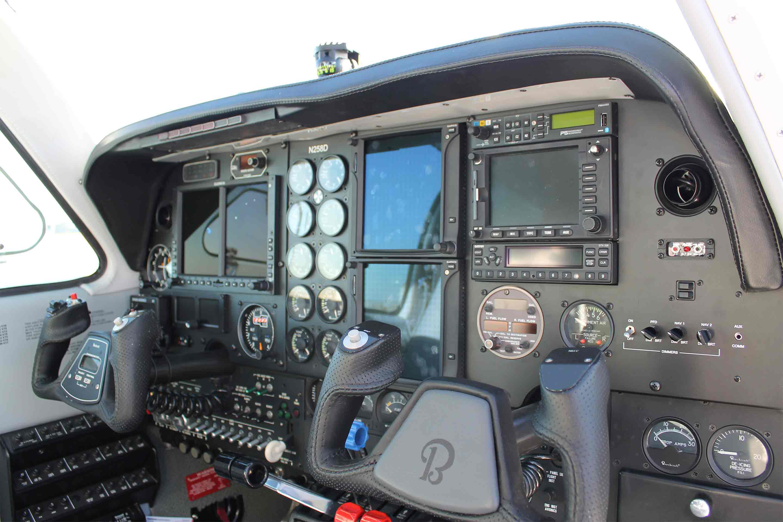 Avionics Installation, Aircraft Panel Design | Bevan Aviation